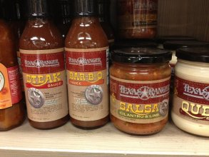 Texas Ranger Barbecue Sauce $6.95