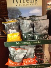 Tyrell's Potato Chips $4.50