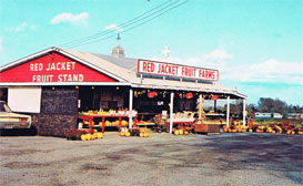Upgraded to RJO Farm Store in the 1970s