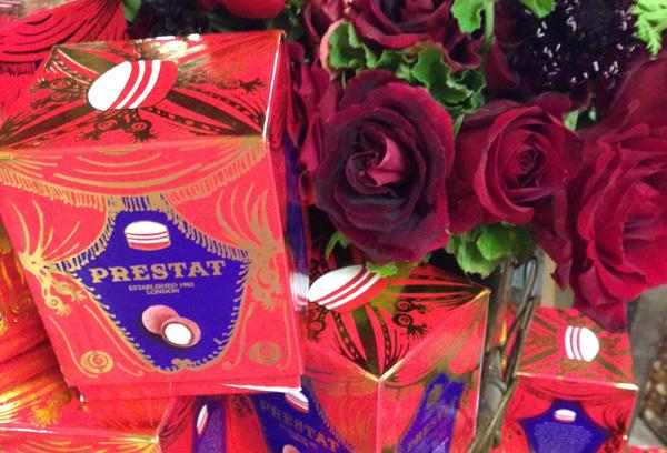 Prestat Red Velvet Truffles